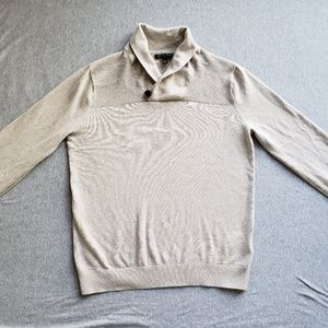 Banana Republic Shawl-Collar Sweater